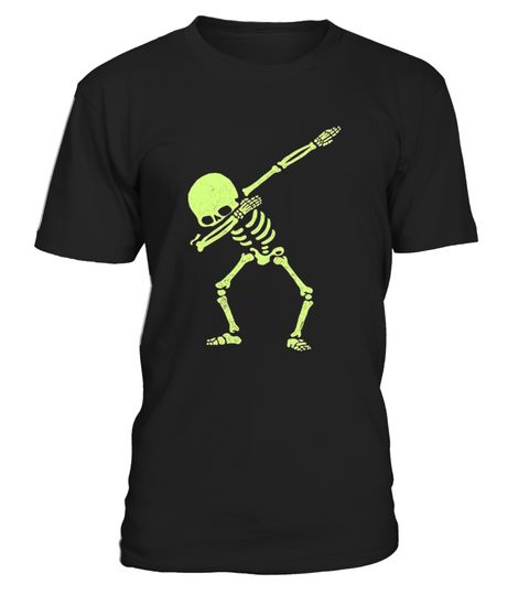 # Dabbing Skeleton Shirt Dab Hip Hop .  NOT REAL GLOW IN THE DARK! Funny Gift for Halloween! Skeletons Halloween party costume! Skulls clothing for boys, girls and kids, Music emoticon dance Skeleton gifts Cute Skeleton kids shirt Skull mask for children. Pet cat dog pug, Posable skeletons model.IMPORTANT: These shirts are only available for a LIMITED TIME, so act fast and order yours now!  TIP: If you buy 2 or more (hint: make a gift for someone or team up) you'll save quite a lot on…