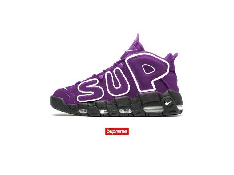 Supreme Edits the Nike Air More Uptempo for Possible 2017 Release - EU Kicks  Sneaker Magazine