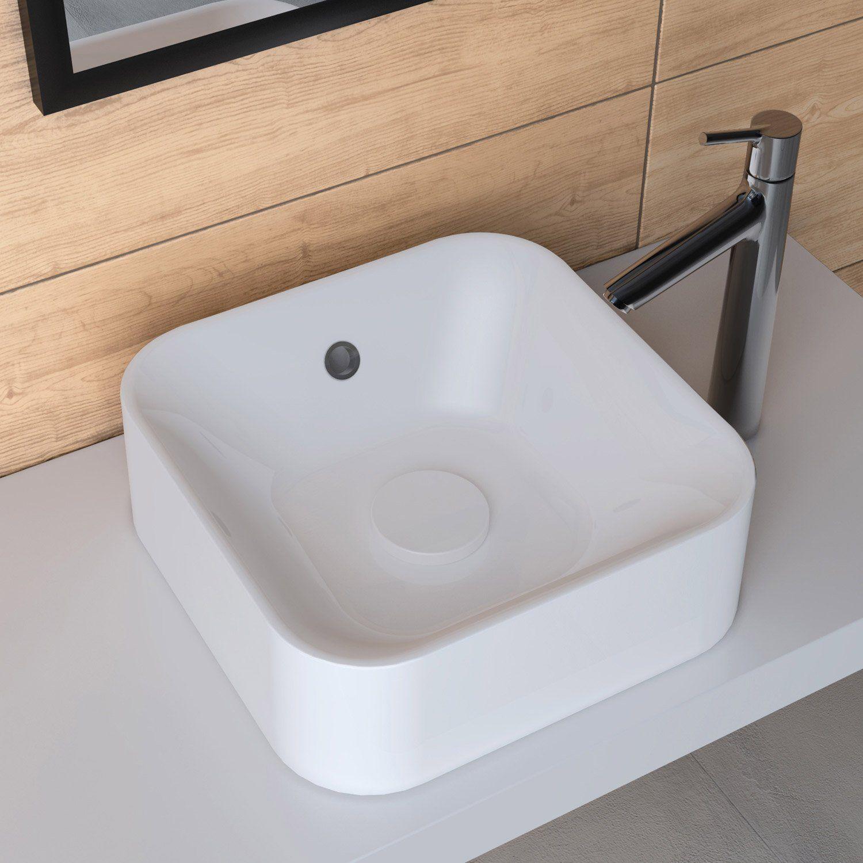 Meuble Vasque 60 Cm Leroy Merlin Alinea Colonne Salle De Bain