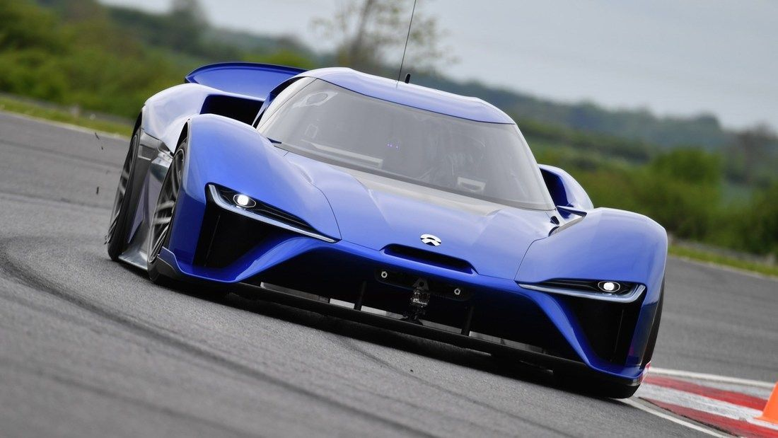 Best Electric Cars 2019 The New 2019 Nio Ep9 Best Electric Car Electric Cars Sports Cars