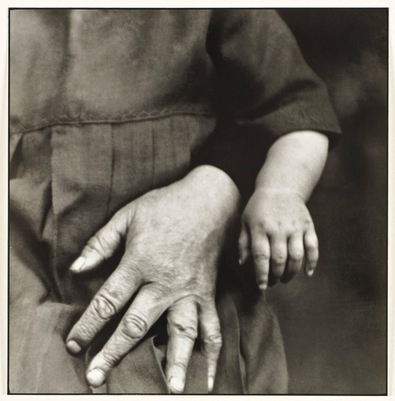 """""""Studien - Der Mensch"""", 1919, photo: August Sander (1876-1964)"""