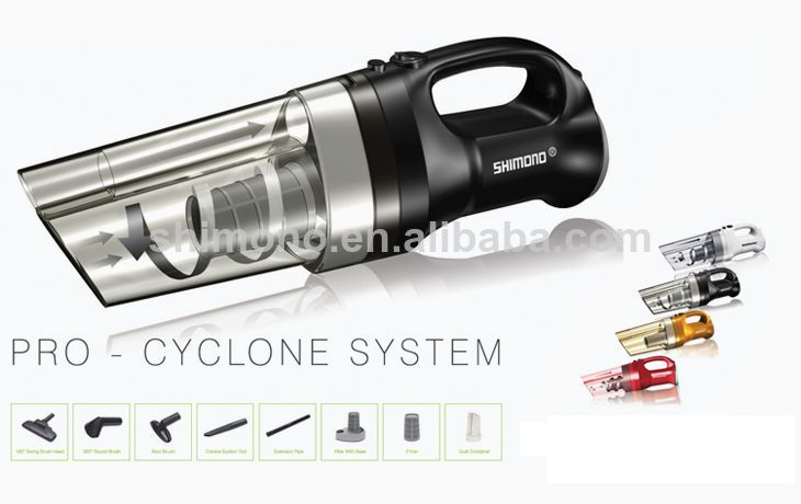 Shimono Hand Vacuum Cleaner Hand Vacuum Car Cleaning
