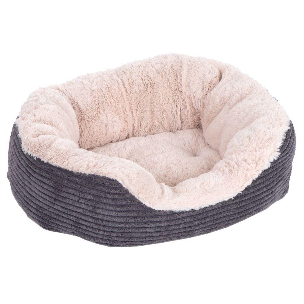 Rosewood Legowisko Grey Jumbo Dl X Szer X Wys 63 X 53 X 15 Cm Cat Pet Supplies Cat Bed Plush Dog Bed