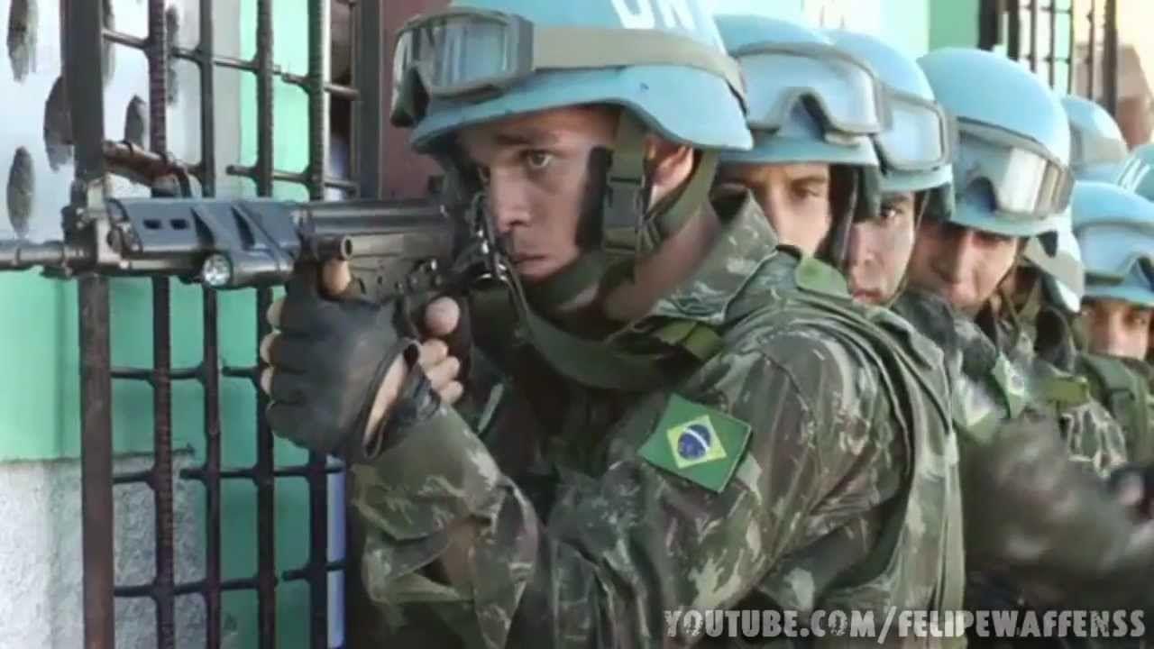 Missão Haiti - Exército Brasileiro  b7bc0985ab7