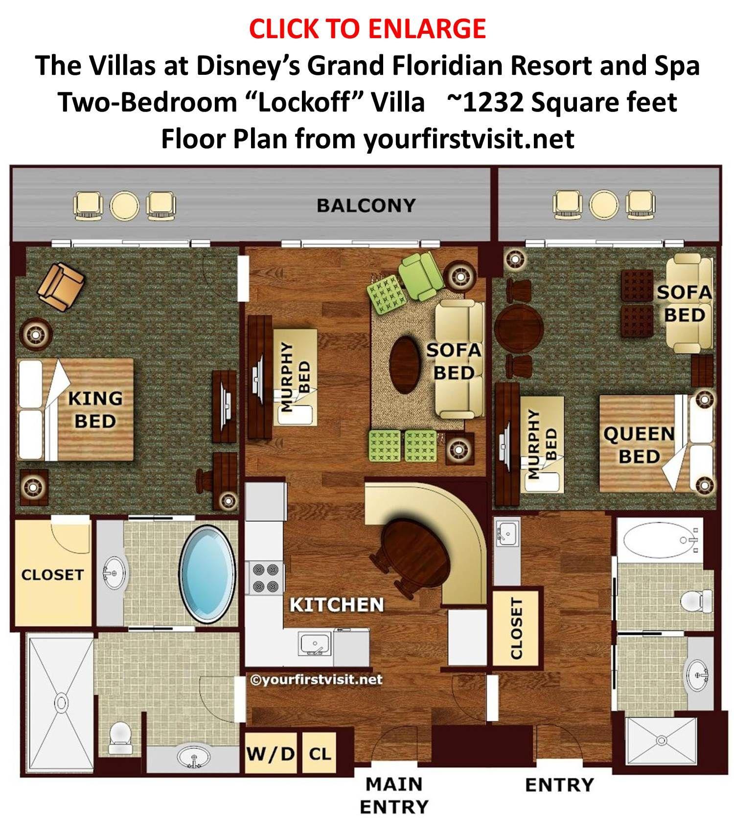 Review The Villas at Disney's Grand Floridian Resort