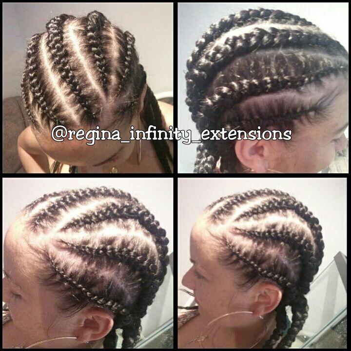 Simple Scalp Braids Cornrows Hair Pinterest Braids Cornrows