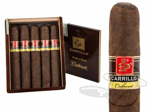 E.P. Carrillo Cabinet Robusto 5 x 50—Box of 25 - Best Cigar Prices