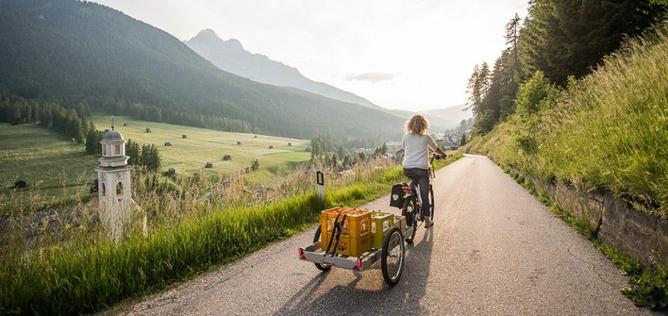 Fahrradanhanger Fahrrad Lastenanhanger Fahrrad Transportanhanger