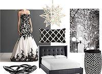 embracing black white decor in your home, bedroom ideas, design d cor, Black White DIY Decor