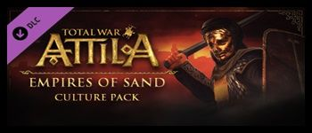 Total War ATTILA Empires of Sand Culture Pack Free Download PC Game