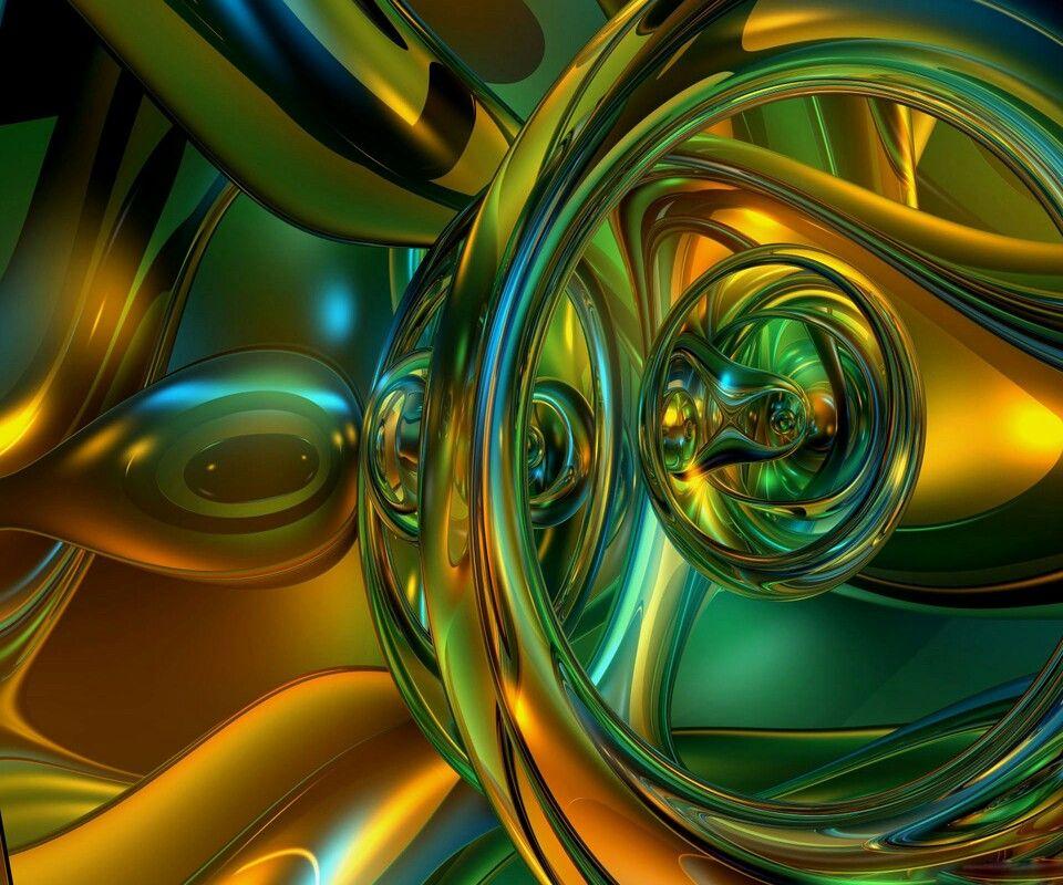 Abstract Art Wallpaper, Abstract