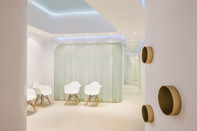 Imagine These: Dental Clinic Interior Design By YLAB Arquitectos