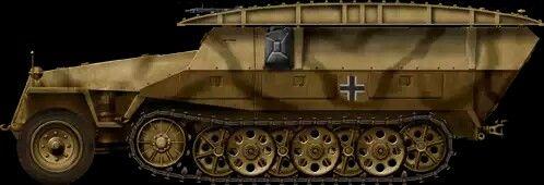 Sd.Kfz 251/7