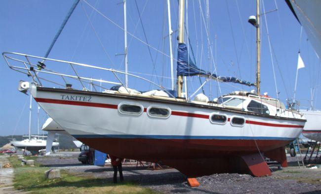 44ft steel motor sailer TAKITEZ   Boats in 2019   Yacht builders