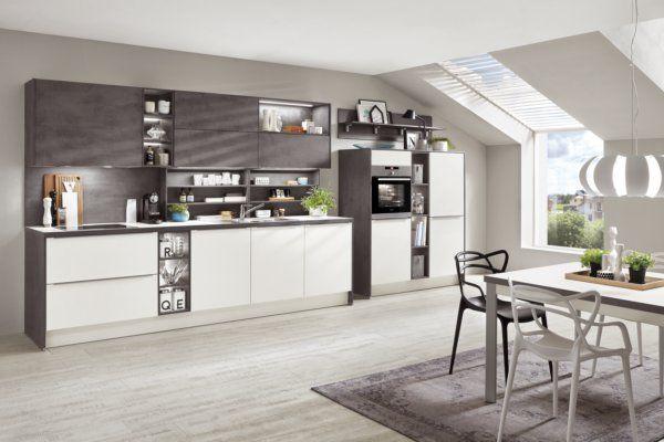 Farbe in der Küche? Kein Problem! Das Küchen Color Concept bitetet ...