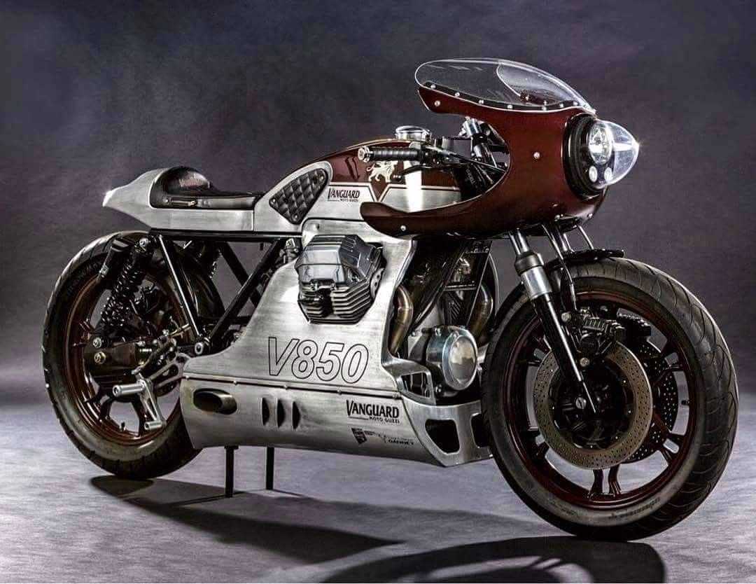 Pin by Silvio Fazion on Special Motorcycles Moto guzzi