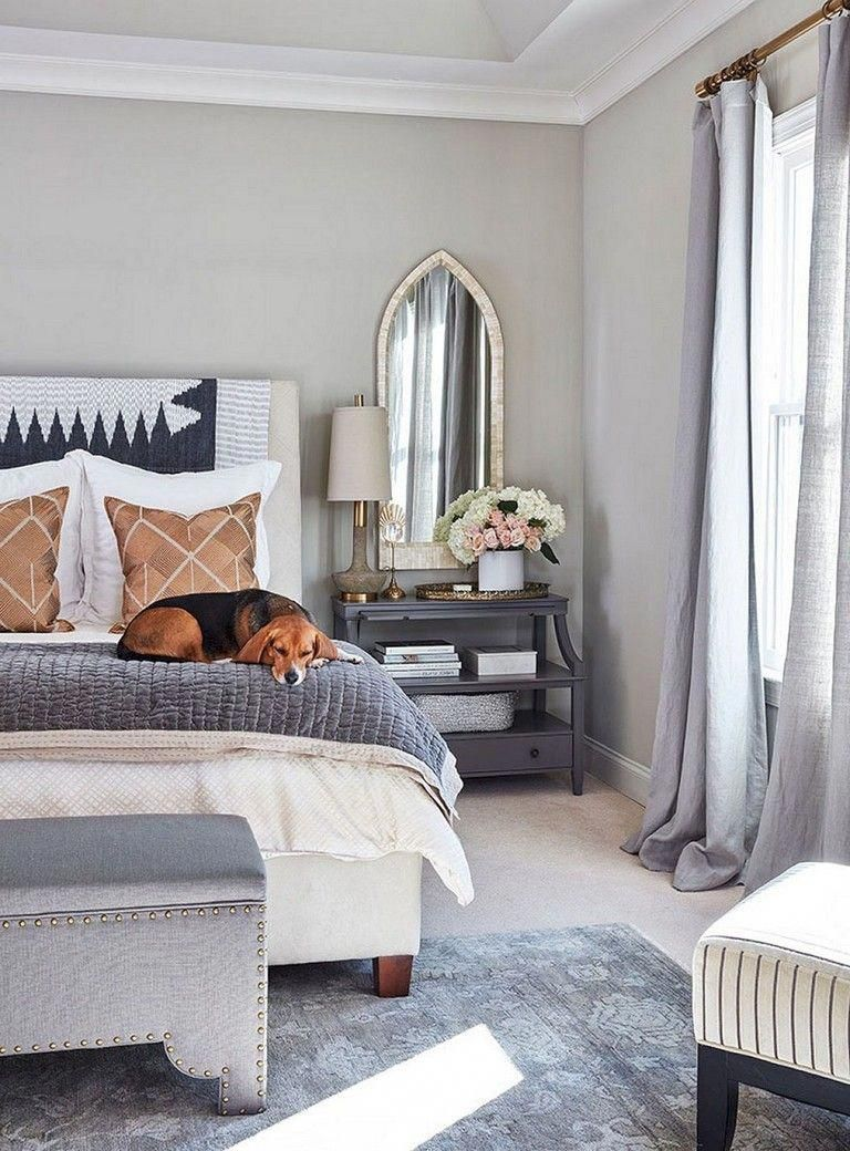 125+ Top DIY Rustic and Romantic Master Bedroom On a ...