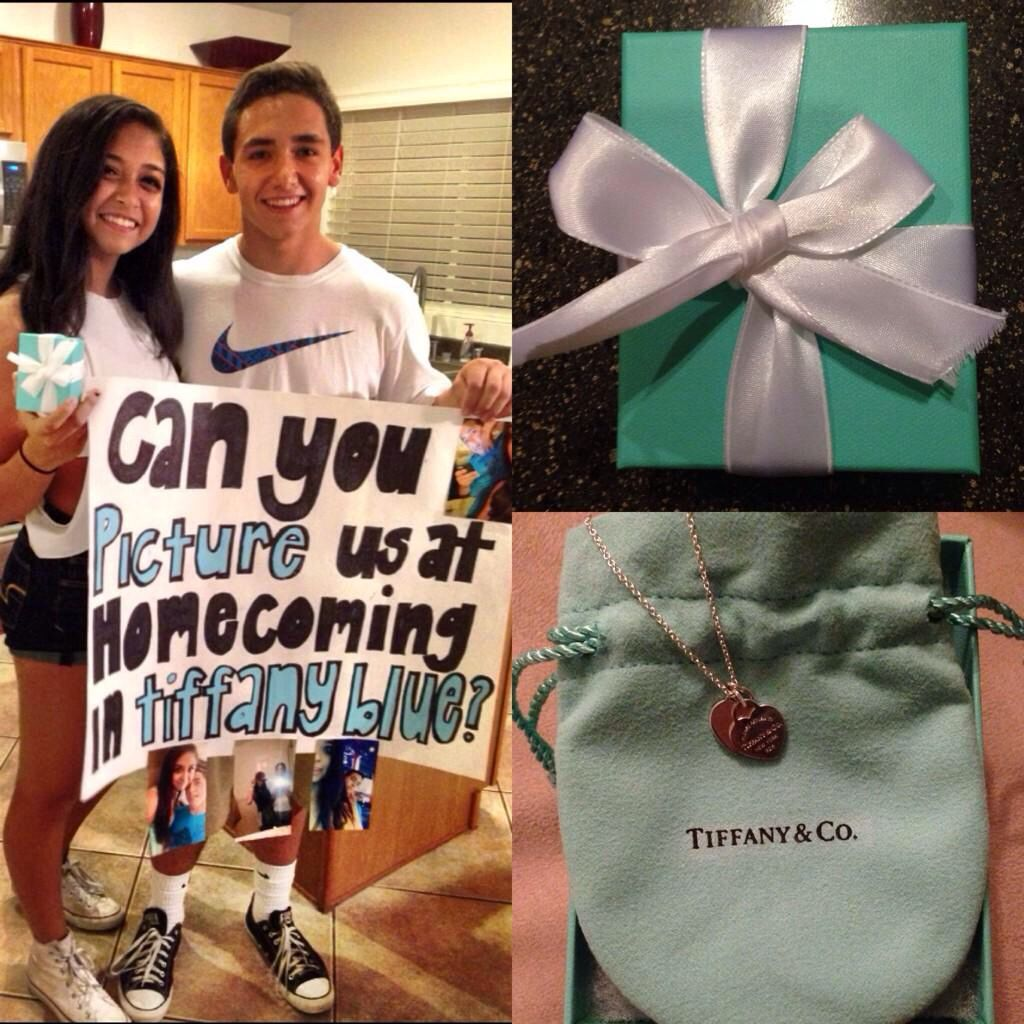 Cute Homecoming Proposals, Prom