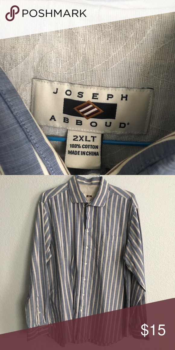 Joseph Abboud Dress Shirt Joseph Abboud Dress Shirt Joseph Abboud