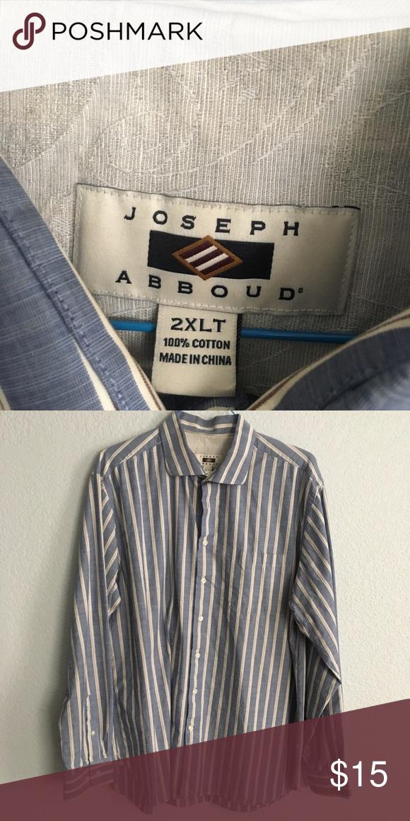 Joseph Abboud Dress Shirt Joseph Abboud Dress Shirt Joseph Abboud