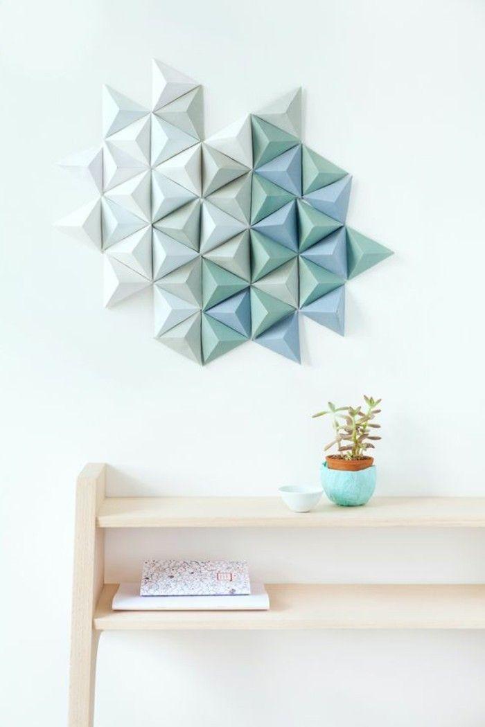 Les panneaux muraux, où trouver votre modèle? Pinterest Decoration
