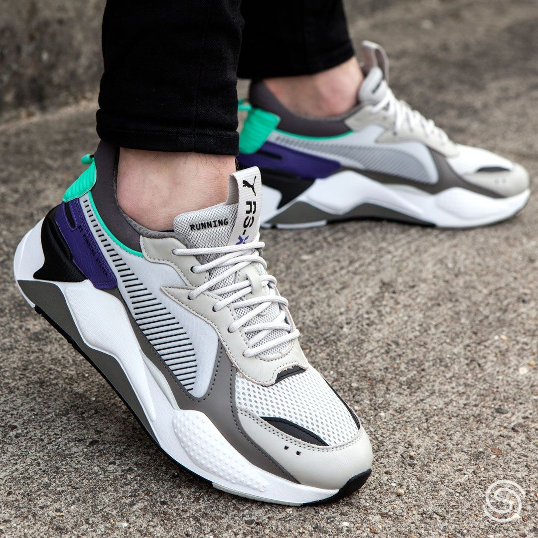 5fdc42da Puma RS-X Tracks Grijs Heren in 2019 | PUMA sneakers - Heren ...