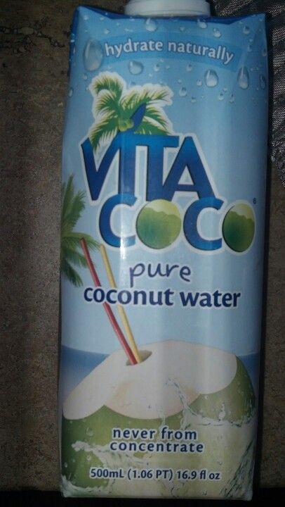Wash your face w/ coconut water for a glowing complexion..