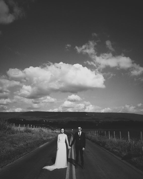 Such a happy weekend spent documenting Alyssa  Jacobs love story. Can every wedding be exactly this wonderful? I mean I'd be 100% fine photographing this view for the rest of my life...   #weddingphotographerdiaries - http://ift.tt/1NTRLxU