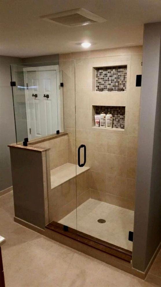 Nice 44 Beautiful Master Bathroom Remodel Ideas Remodelingbathroomideas Bathroomremodelidea Bathroom Remodel Master Bathrooms Remodel Bathroom Remodel Shower