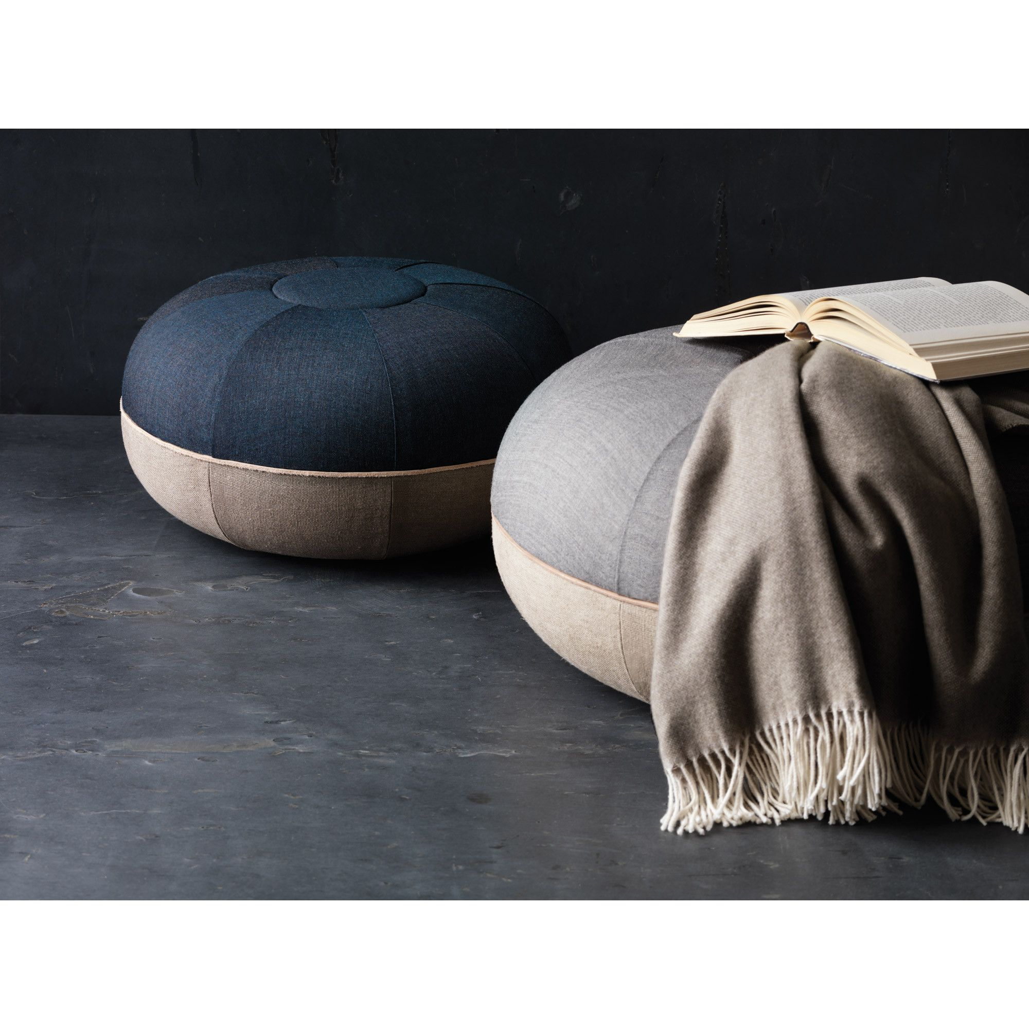 Objects pouf - Small | Seating | Pinterest | Ottomans, Stools and Bench