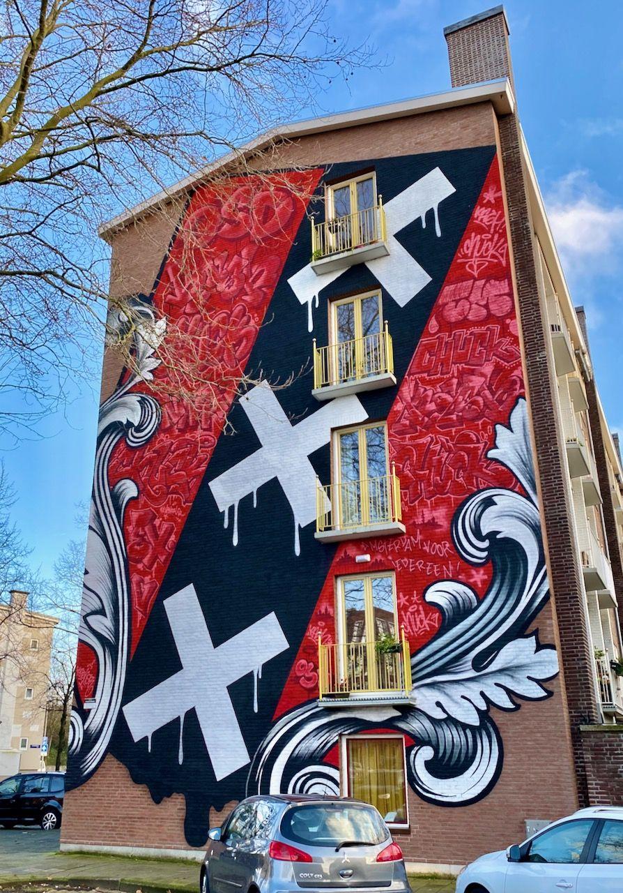 Sixteen Street Art Cities Around The World Velvet Escape In 2020 Street Art Best Street Art Colorful Murals