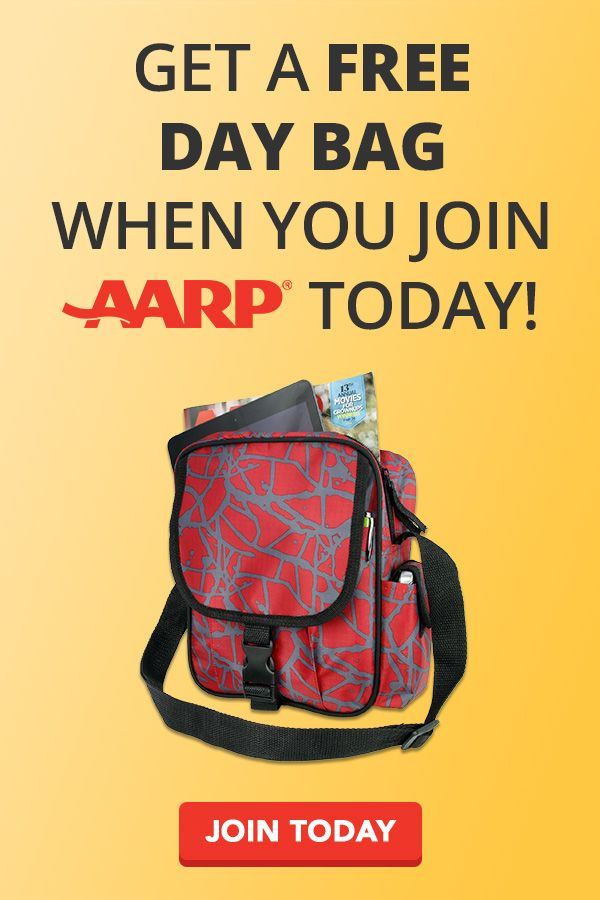 Joining AARP online is fast and secure and anyone 50 or