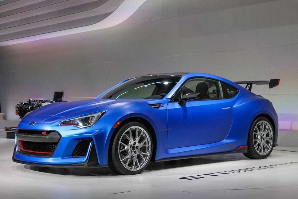 Subaru May Go Big On A BRZ Based Hybrid, Mid Engined, All Wheel Drive Sports  Car