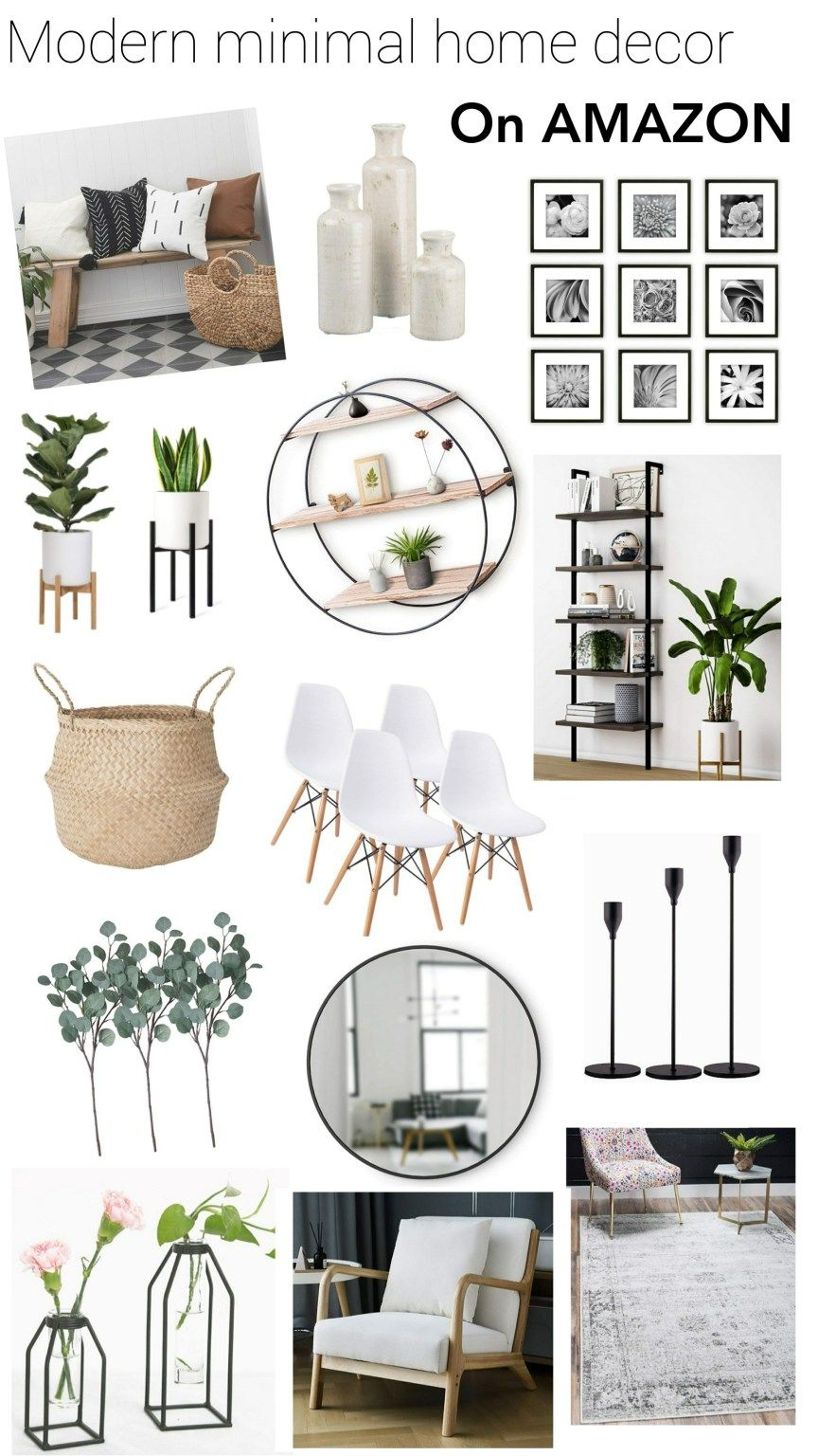 Affordable AMAZON home decor for every style