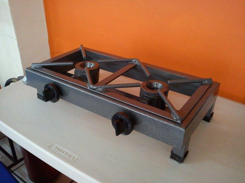 Cocina de mesa estufa port til estufas y funciona for Estufas industriales a gas bogota