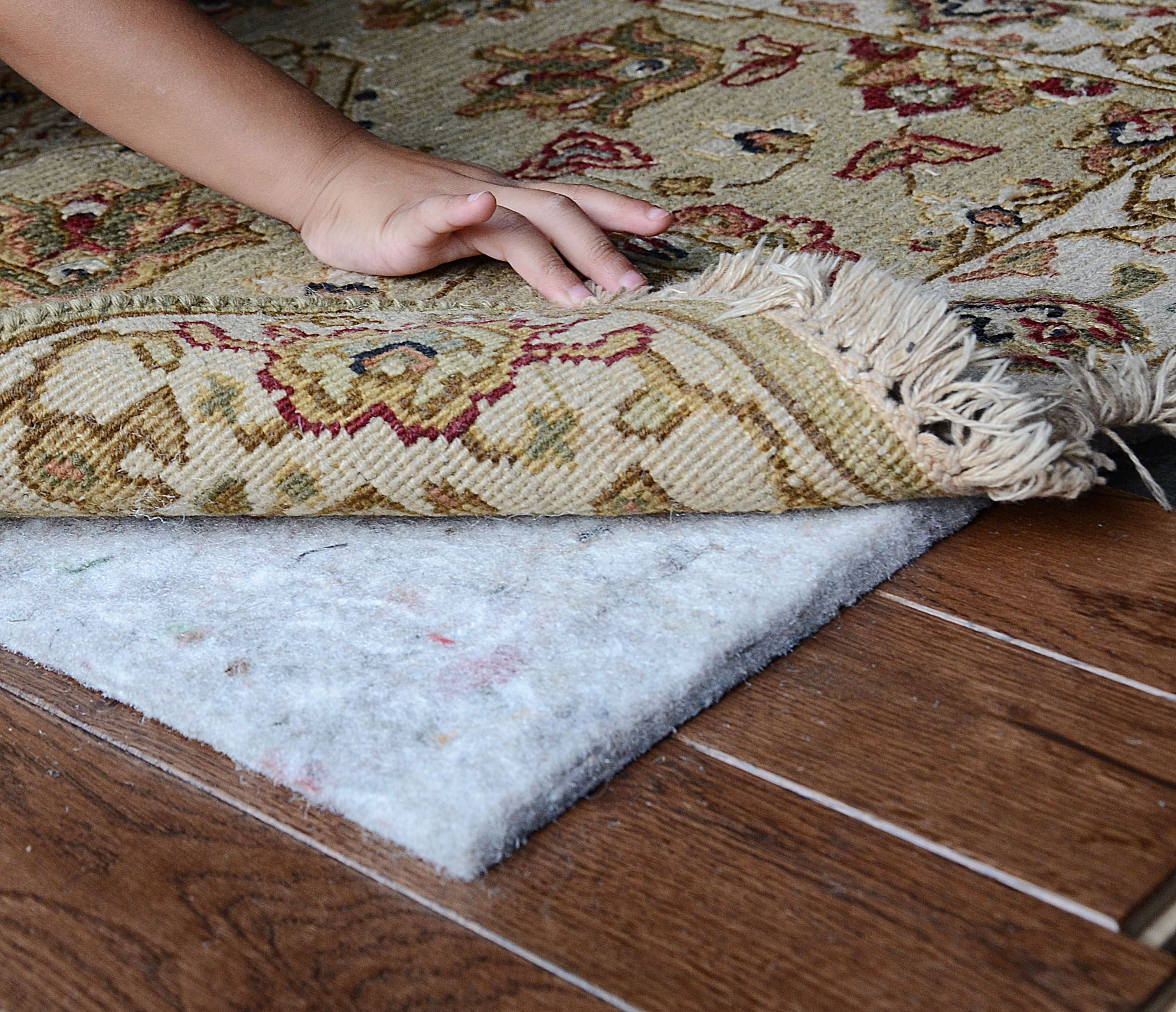 Mohawk Felt Rug Pad Is Made By Industries To Use Under Area Rugs It Protects The And Floor From Damage Adds Comfort