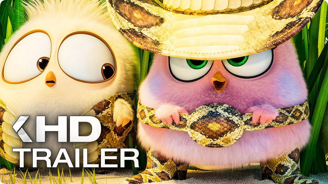 The Angry Birds Movie 2 Final Trailer 2019 New Animation Movies New Upcoming Movies Movies