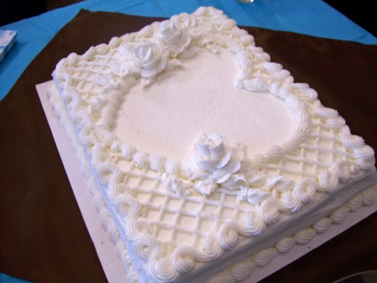 Image Result For Costco Sheet Cake Decorated For Wedding