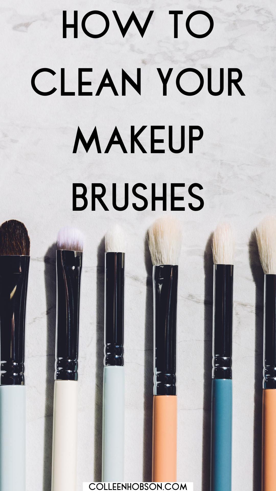 Photo of How to clean makeup brushes | Makeup brush cleaning tips | DIY makeup | DIY beau…
