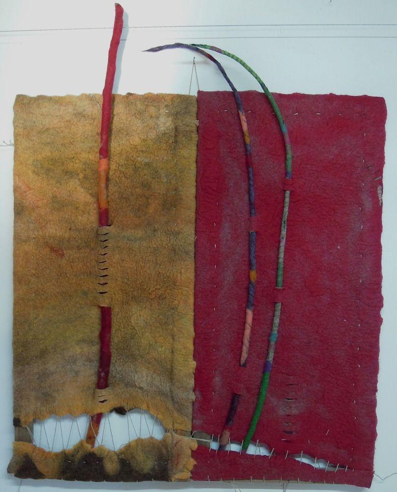 Paintings - Petra Bartels
