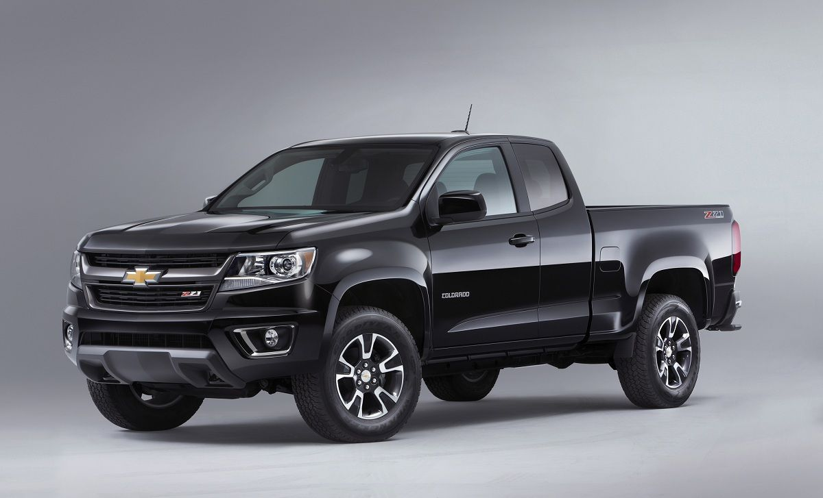 General Motors Is Rolling Out An All New Midsize Truck For The U S Market Sold As Chevrolet Colorado And Gmc Canyon Description From Topsd
