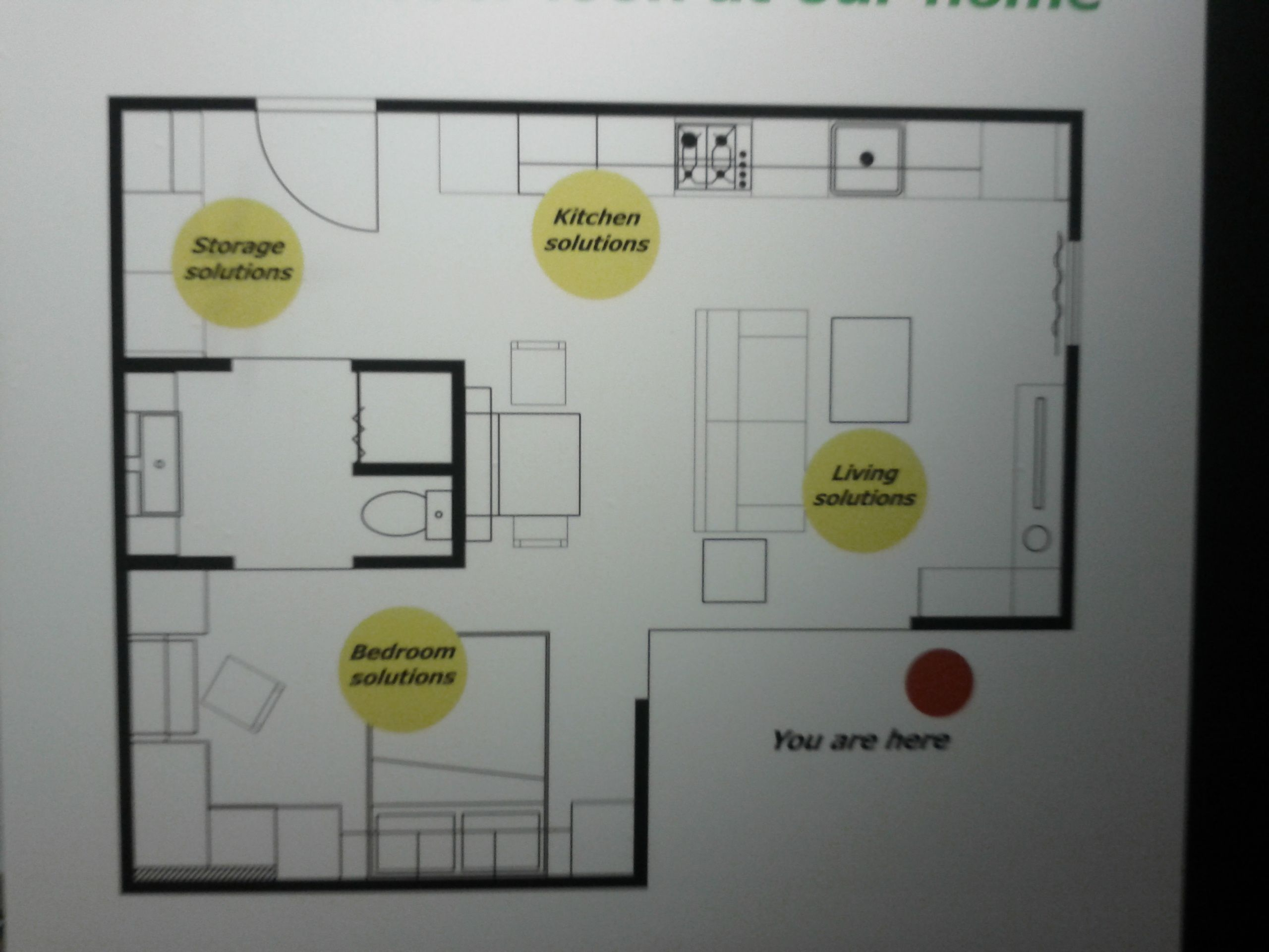 Ikea Tiny House 35m Squared