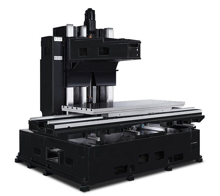 Hurco Vertical CNC Machine Frame | Projects to Try in 2019