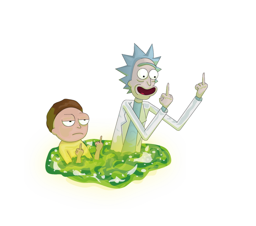 Rick And Morty Png By Lalingla On Deviantart Rick And Morty Drawing Rick And Morty Image Rick And Morty