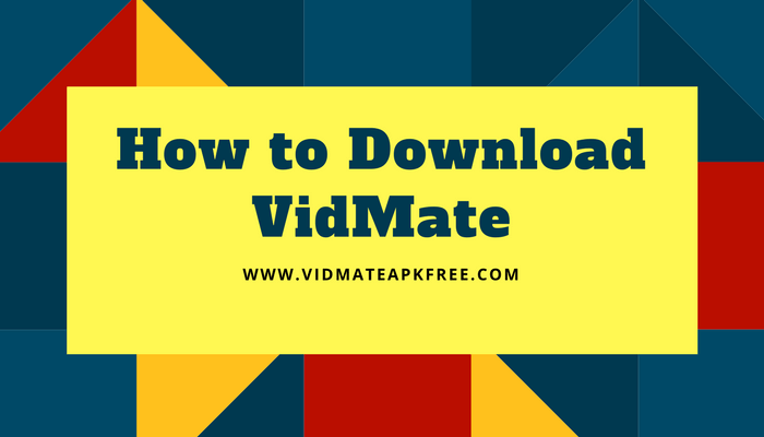 VidMate is the best video downloader app for Android  It can