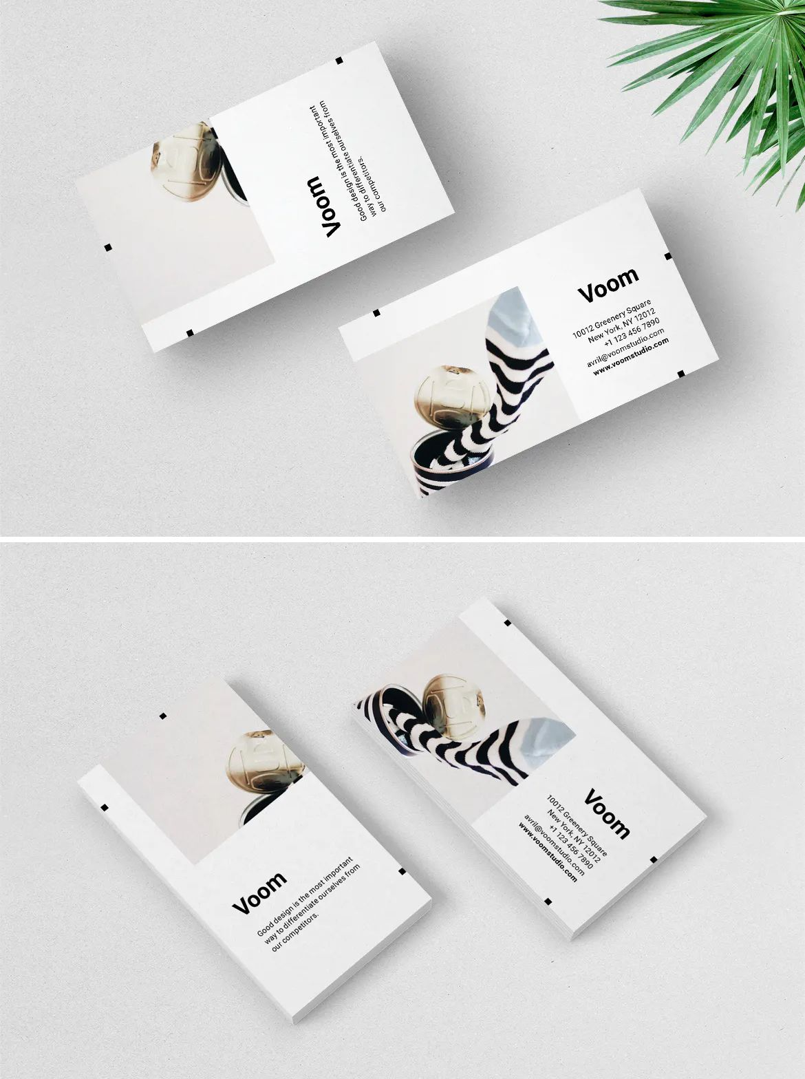 Voom Business Card By Moscovita On Envato Elements Business Card Graphic Business Cards Business Card Template