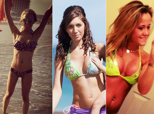 Teen Moms Before and After Plastic Surgery (PHOTOS