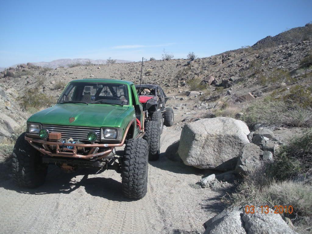 Bajo montar las fotografías de Toyota - Página 3 - Pirate4x4.Com: 4x4 y Off-Road Foro