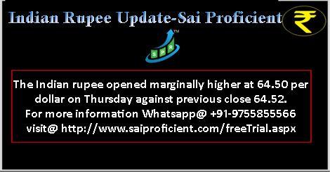 Indian Rupee Update Sai Proficient Stock Market Trends Stock