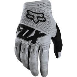 Fox Dirtpaw Race Motocross Handschuhe Grau M Fox
